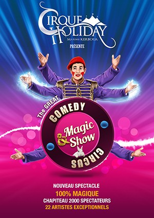 Comedy Circus & Magic Show
